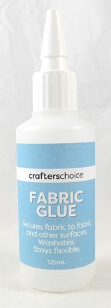 Crafters Choice | Fabric Glue | 9317033011240